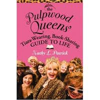 &nbsp;Book jacket of <i>The Pulpwood Queens' Tiara-Wearing, Book-Sharing Guide to Life</i>&nbsp; by Kathy L. Patrick&nbsp;((DMN file)&nbsp;)