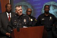 DeSoto Police Chief Joseph Costa.(Ben Torres/Special Contributor)
