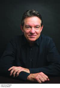 "Lawrence Wright, author of ""God Save Texas.""(Kenny Braun)"