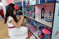 The parent's dilemma: wait for the best deals on popular toys like the L.O.L. Surprise! House until closer to Christmas but risk that stores will be sold out.(Richard Drew/AP)