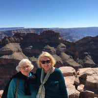 "<p><span style=""font-size: 1em; background-color: transparent;"">Jane Jones and Mary Jacobs saw the majesty of the Grand Canyon on one of their mother-daughter trips.</span></p>(Mary Jacobs)"
