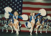 <i>Daughters of the Sexual Revolution: The Untold Story of the Dallas Cowboys Cheerleaders</i>focuses on the late Suzanne Mitchell, who developed the look and style of what became a pop-culture phenomenon.(Dana Adam Shapiro)