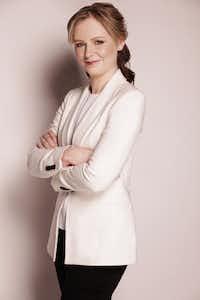 Gemma New, the Dallas Symphony's principal guest conductor.(Roy Cox Studio/Dallas Symphony)