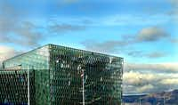 """<p>Harpa (concert hall),&nbsp;<span style=""""font-size: 1em; background-color: transparent;"""">Reykjavík,&nbsp;</span><span style=""""font-size: 1em; background-color: transparent;"""">Iceland, designed by the Danish firm Henning Larsen Architects in co-operation with Danish-Icelandic artist Olafur Eliasson.</span></p>(Nan Coulter/Special Credit&nbsp;)"""