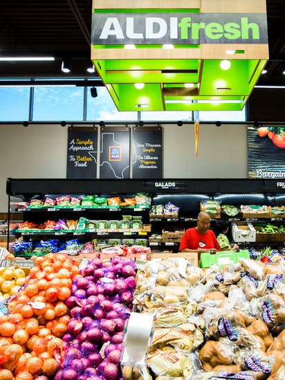 Walmart and Kroger top Dallas-Fort Worth grocery market share, but