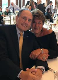"""<p><span style=""""font-size: 1em; background-color: transparent;"""">George and Barbara Vittas of Bedford say they're enjoying their free time without stress.</span></p>(Courtesy Vittas family)"""