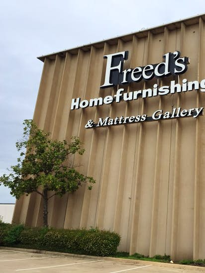 Family Owned Freed S Furniture Where You Can Afford Your Dreams