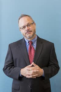 Andrew Barlow is the new communications director for the Public Utility Commission of Texas.(Courtesy photo)