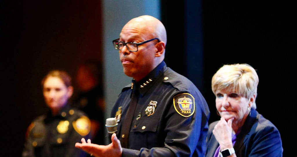 Fort Worth police chief withdraws as finalist in Baltimore's