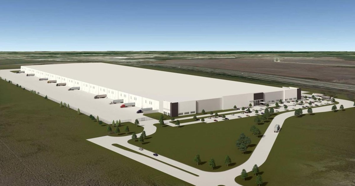 Massive Goodyear distribution center will bring 160 jobs to Forney's Gateway...