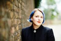 Imogen Hermes Gowar, author of <i>The Mermaid and Mrs. Hancock</i>.&nbsp;(Ollie Grove/HarperCollins)