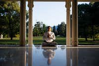Guests at the Ananda in the Himalayas resort hotel can enjoy five-star luxury meditation.(Courtesy/Ananda in the Himalayas)