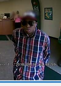 Fort Worth police are looking for this man.(Fort Worth Police Department)