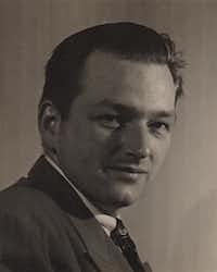 John W. Campbell in 1942.(Leslyn Randazzo)