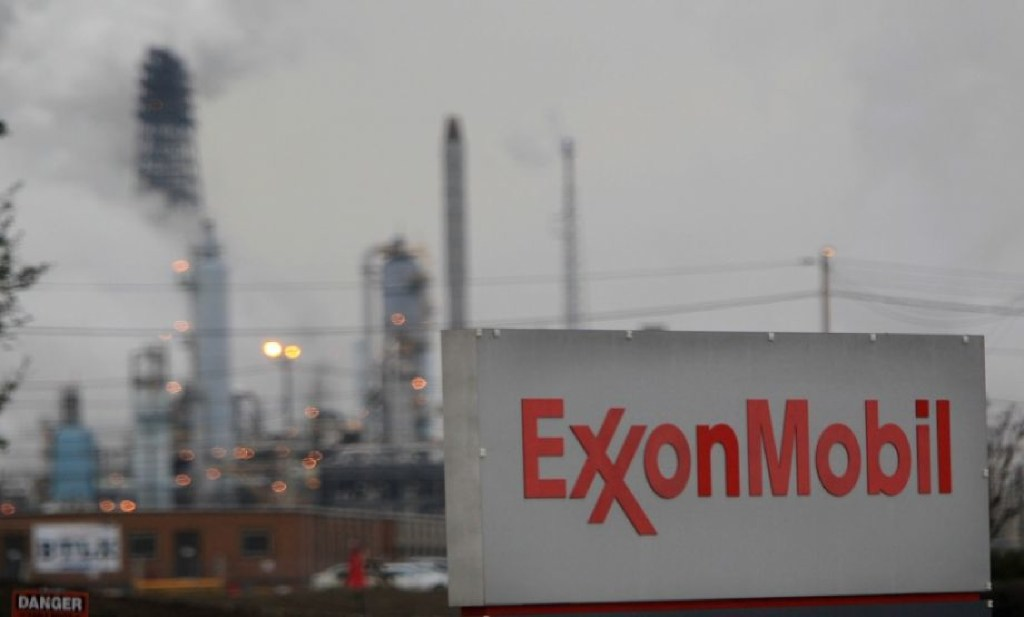 Exxon cries foul as New York files suit accusing Irving