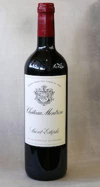 2012 Chateau Montrose St. Estephe, Bordeaux(Alfonso Cevola/Special Contributor)