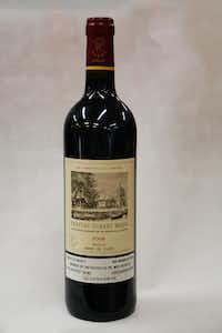 2009 Chateau Duhart Milon   Pauillac, Bordeaux(Alfonso Cevola/Special Contributor)