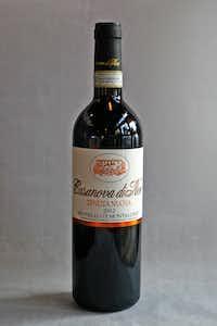 2012 Casanova di Neri Tenuta Nuova Brunello di Montalcino   Tuscany(Alfonso Cevola/Special Contributor)