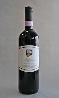 2007 Barolo Rocchettevino   Eraldo Viberti   Piedmont(Alfonso Cevola/Special Contributor)