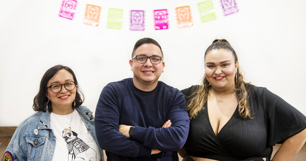 Fueled by Trump's election, this Dallas art collective puts Latino culture front and center...