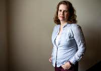 Melissa Prycer, president and executive director of Dallas Heritage Village(Shaban Athuman/Staff Photographer)