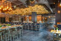 """Greek meze hot spot Committee exemplifies the lively vibe of Boston's Seaport District.(Courtesy/<p><span style=""""font-size: 1em; background-color: transparent;"""">Committee Restaurant</span></p>)"""