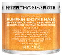 Peter Thomas Roth Pumpkin Enzyme Mask, $58(Peter Thomas Roth)
