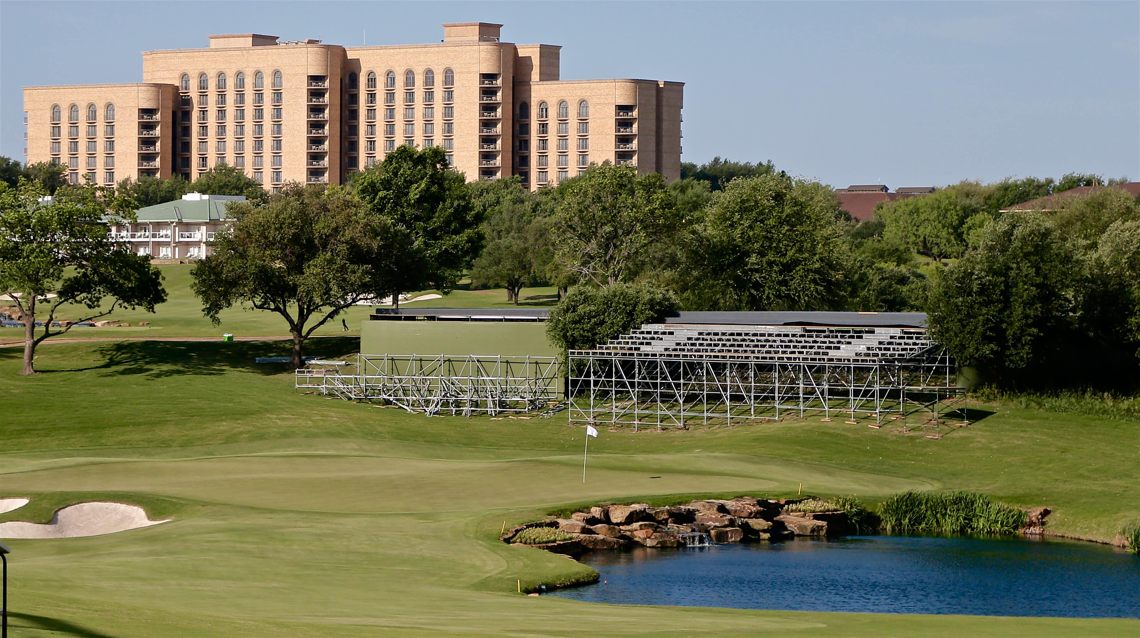 Las Colinas' Four Seasons hotel bought by New York developer
