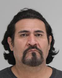 Daniel Arturo Contreras was arrested Sept. 12.(Dallas County Jail)