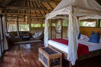 "<p><span style=""font-size: 1em; background-color: transparent;"">The Bushcamp Co.'s accommodations </span><span style=""font-size: 1em; background-color: transparent;"">in Zambia's South Luangwa National Park </span><span style=""font-size: 1em; background-color: transparent;"">are rustic and luxurious.</span></p>(Michaela Urban/Special Contributor)"