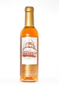 A 2014 Essensia California Orange Muscat sweet dessert wine(Tom Fox/Staff Photographer)