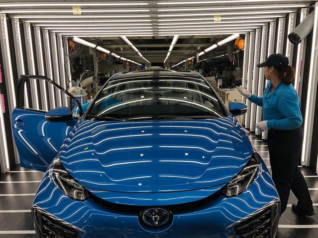 dallasnews.com - Jill Cowan - Inside Toyota's quest to future-proof itself for the auto industry's 'life-or-death battle