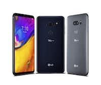 The LG V35 ThinQ(LG)