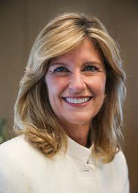 Kathleen Murphy, president of Fidelity's personal investing division(Ryan Michalesko/Staff Photographer)