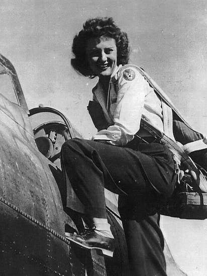 After decades battling for veteran status, WWII women pilots fight