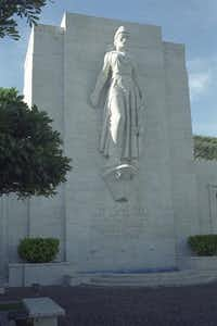 """<p>Mills' remains had been buried at the<span style=""""font-size: 1em; background-color: transparent;"""">National Memorial Cemetery of the Pacific in Hawaii.</span></p>(File photo)"""