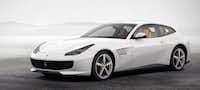 The Ferrari GTC4Lusso T retails for about $300,000.(Ferrari)