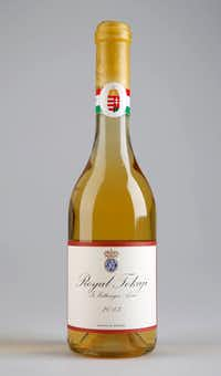 Royal Tokaji 2013 5 Puttonyos Aszu (Rose Baca/Staff Photographer)