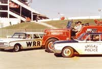 When your station was cool enough to have a station wagon(From the WRR Collection/Dallas Municipal Archives)