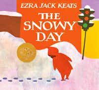 <i>The Snowy Day,</i> by Ezra Jack Keats(Ezra Jack Keats Foundation)