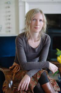 Samantha Harvey, author of <i>The Western Wind</i>. (Matt Lincoln/Grove)