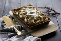 "<p><strong style=""font-size: 1em; background-color: transparent;"">Butterscotch Pretzel Tart</strong></p>(Ashley Landis/Staff Photographer)"