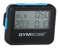 This Gymboss Classic interval timer can help your favorite giftee with (as the name implies) interval training, or to stay on track during a walk/run workout.(Gymboss)