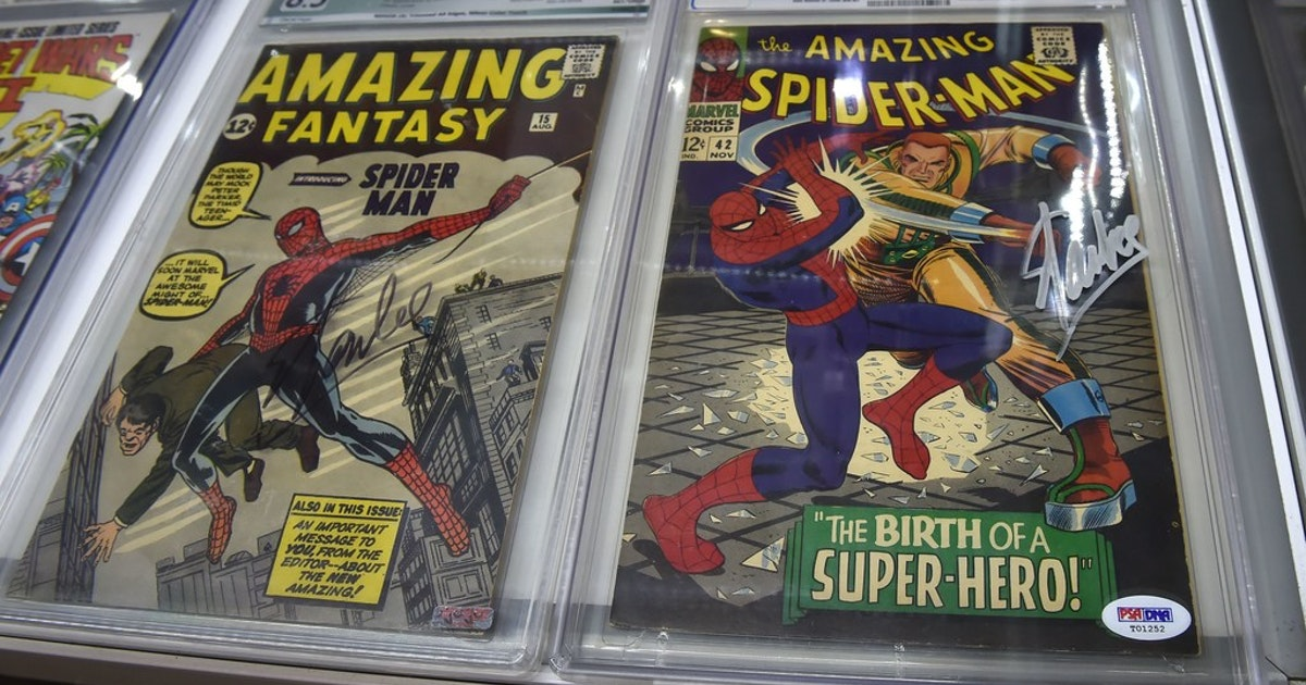 Marvel Comics helped an outsider like me find my place in America