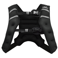 This Aduro Sport Weighted Vest can help intensif a workout. It comes in three weights.(Aduro Sport)