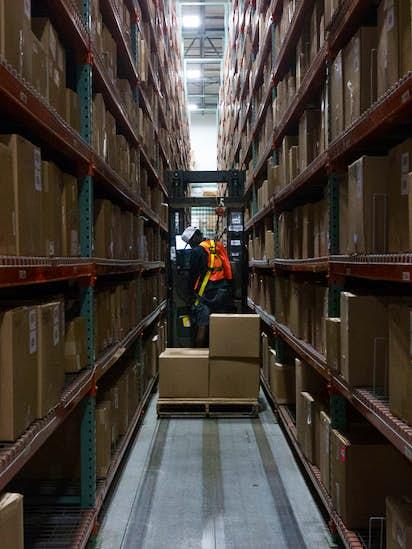 Gold mine' of mystery Amazon returns awaits bargain-hunting bidders