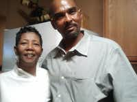 Sandra and Johnny Pinchback(Sandra and Johnny Pinchback)