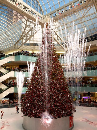 6ba9f65f461 A premier Dallas mall is bucking the Thanksgiving Day shopping trend by  staying closed