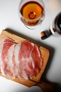 Gonzalez Byass Leonor Palo Cortado Sherry (Rose Baca/Staff Photographer)
