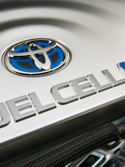 Why Toyota sees fuel cells, hydrogen-powered cars as key path to